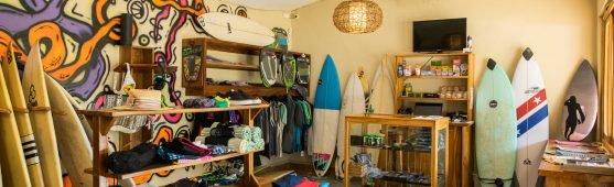 Surf Shop Hotel Santa Catalina