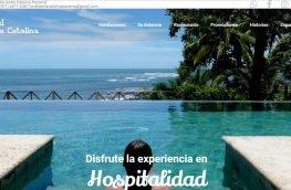 Portada Hotel Santa Catalina