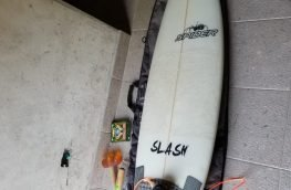 Tabla surf 5`7 Slash Modelo Spyder