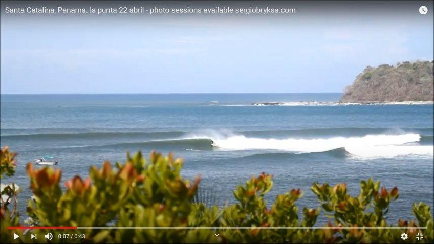 Sergio Bryska Santa Catalina Surf