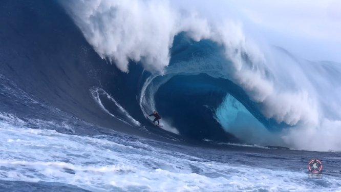 surf terror vault the right